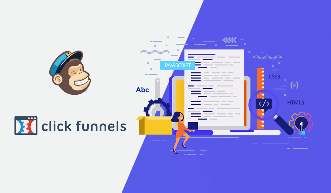 Track your lead's traffic source with MailChimp & ClickFunnels
